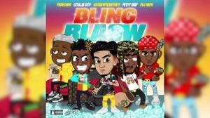 Skinnyfromthe9 - Bling Blaow ft Fetty Wap, Soulja Boy, Phresher & PluHeph